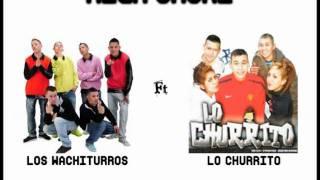 Los Wachiturros ft. Lo Churrito - Mega Shoke [Tema Nuevo 2011]