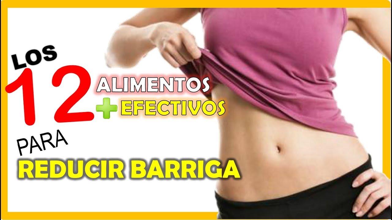 alimentos para bajar grasa abdominal rapidamente