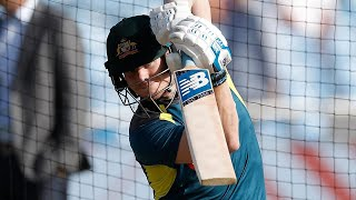 Smith returns to the nets in positive sign for Aussies
