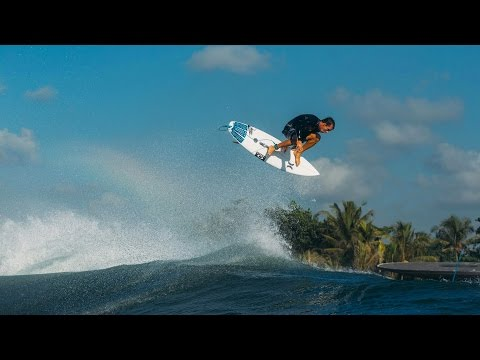 "Julian Wilson's ""Wayward"" surfing video"