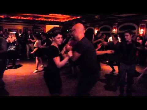 Rialto Swing Ball - Shiny Stockings - Ballroom Blitz in Montreal