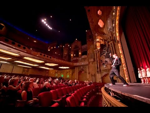 The BEST Wedding Ceremony Entrance - BROADWAY MUSICAL Style