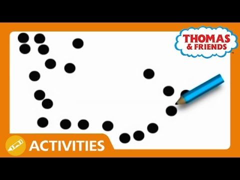 Connect the Dots #1 | Play Along | Thomas & Friends