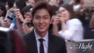 Lee Min Ho 20150910 서울드라마어워즈 (Seoul International Drama Awards)