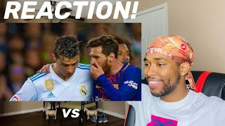 OMGGG! The Last Time Cristiano Ronaldo & Lionel Messi Met - REACTION!