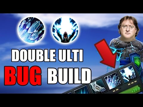 VALVE! FIX IT PLEASE! Double Ultimate Bug | Dota 2 Ability Draft