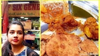 Paranthe Wali Gali Chandni Chowk🤤|Breakfast In Paranthe Wali Gali | My Chandni Chowk Vlog Delhi - 6
