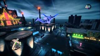 Saints Row 4 - Super Powers Gameplay Video
