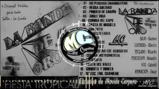 La Banda De Oro - Cumbia Del Sapo - MC -