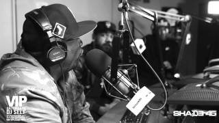 TONY YAYO and LLOYD BANKS stop through VIP Saturdays. Drops freestyle, talk what's next for G-UNIT.