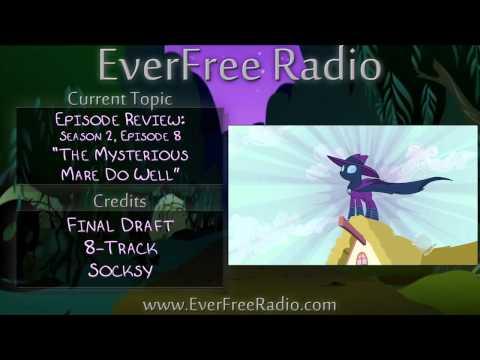 EverFree Radio Episode 5  Nicole Oliver: Mentor, Mother, Monarch