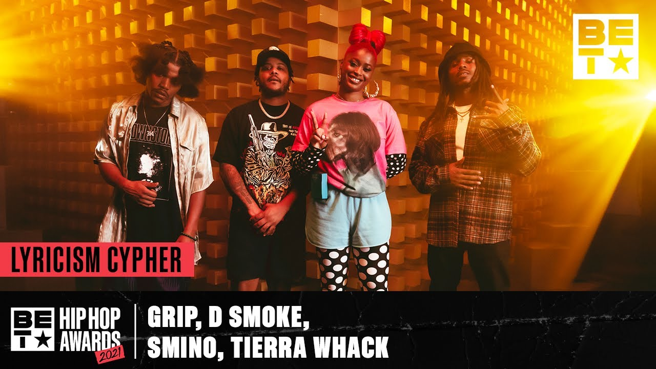 Download D Smoke, Smino, Tierra Whack and Grip Show Off Their Lyricism In This Cypher | Hip Hop Awards '21