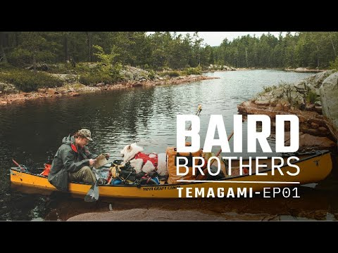 BeAlive - Baird Bros Canoe Adventure Temagami Wilderness in Canada