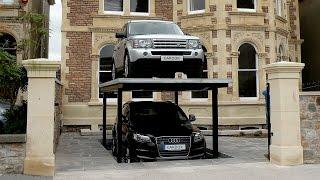 Innovative New Car Parking