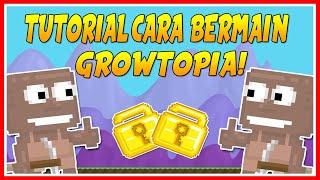 Tutorial Cara Bermain Growtopia!