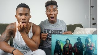Fifth Harmony - Angel(Official Music Video)- reaction