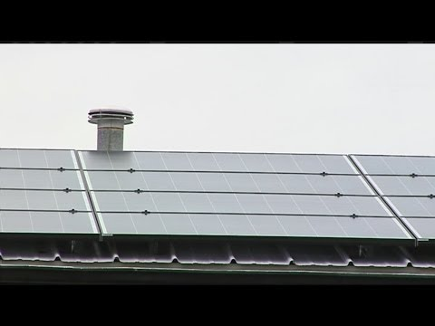 Hidden dangers of solar panels