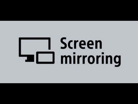 How to screen mirror my phone to sony tv