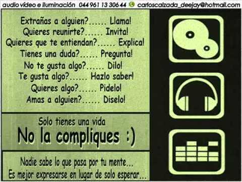 Demosle La Gloria- Carlos Calzada Deejay (Pntksts Records)