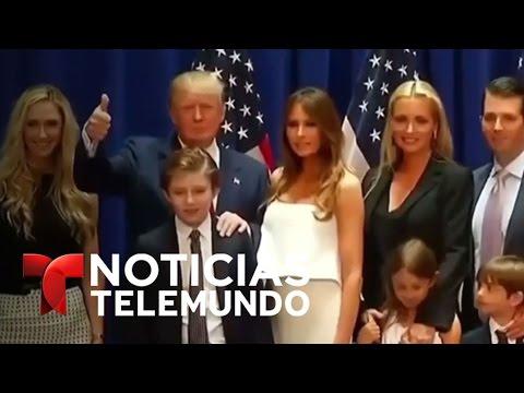 Melania Trump le gana la batalla al Daily Mail   Noticiero   Noticias Telemundo