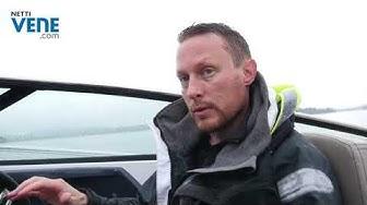 Nettivene koeajo Flipper 650 DC 2019 Antti Liinpaa