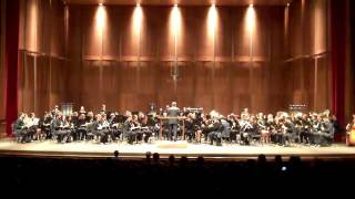 Florida State University Concert Band- Angels in the Architecture