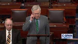 Word for Word: Senator McConnell blocks Senator Feinstein attempt to release Mueller Report (C-SPAN) Senator Dianne Feinstein makes unanimous consent request that Mueller Report be made available to the public and the Congress. Senator Mitch McConnell ..., From YouTubeVideos