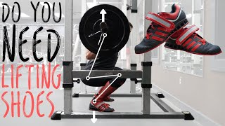 Do you need powerlifting shoes? (FIVE YEAR Adipower review)