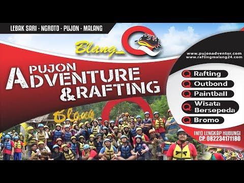 BIC rafting di Blang_Q pujon adventure and rafting