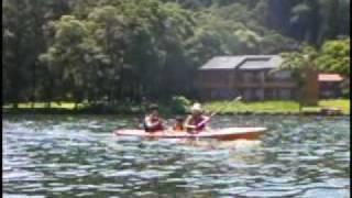 ツーリングカヤックin野尻湖