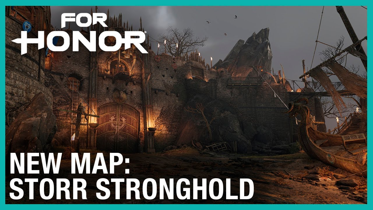 Download For Honor: Year 3 Season 3 – New Map: Storr Stronghold | Trailer | Ubisoft [NA]