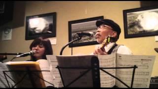 2012年4月8日国分寺gieeでのライブから松田聖子の「ガラスの林檎」で...