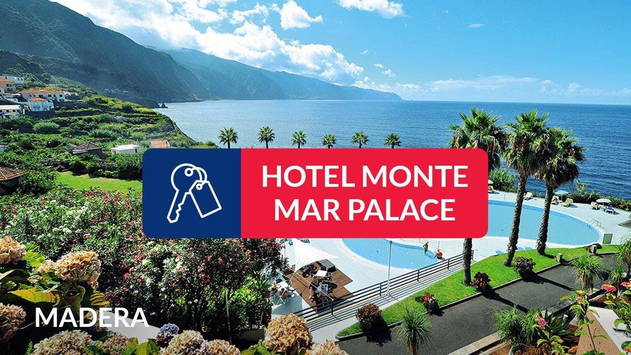 Przezyj Romantyczne Wakacje W Hotelu Monte Mar Palace 4 Itaka