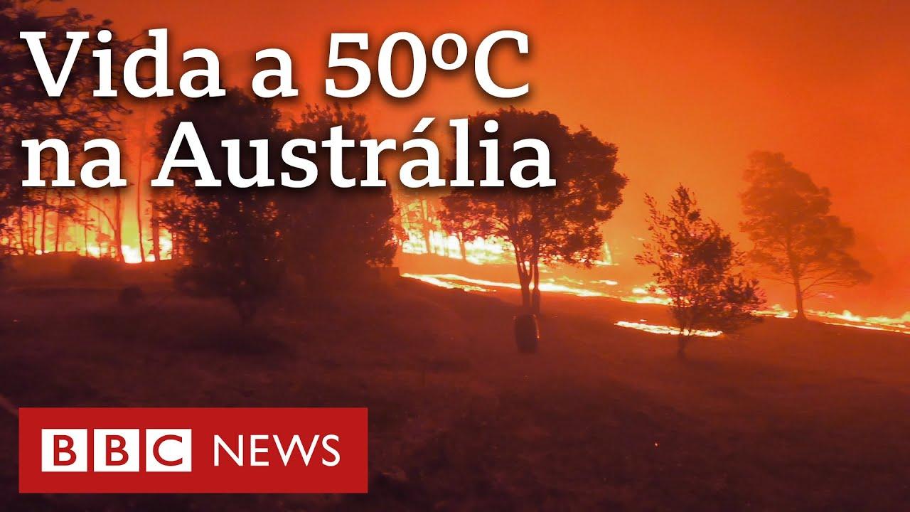 Quando calor intenso faz sua casa pegar fogo