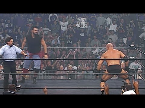 Goldberg destroys a 7-foot-2 Superstar: WCW Thunder, June 18, 1998