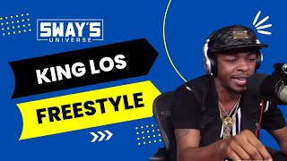 King Los Freestyles on Sway In The Morning  | Sway's Universe