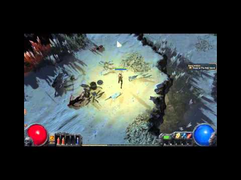 Lets Play Path of Exile part 2