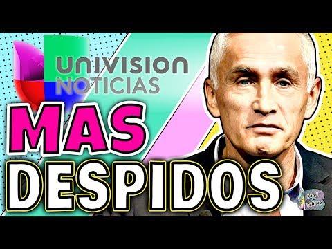 Despidos de TOP Periodista en Univision Noticias