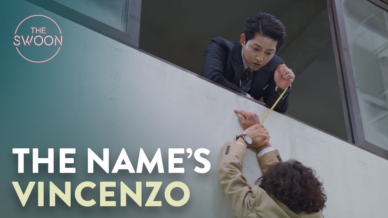 Song Joong-ki demonstrates his deadly negotiation skills | Vincenzo Ep 1 [ENG SUB]
