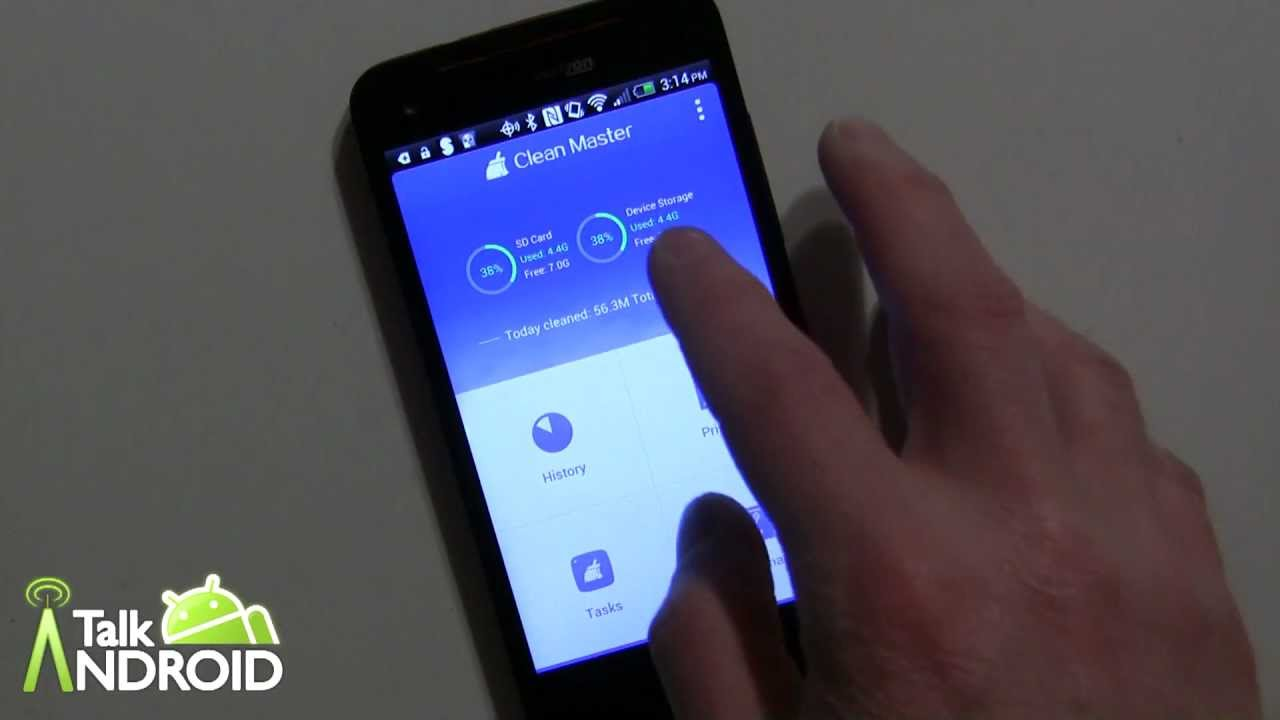 Featured Android App Review: Clean Master [tools]