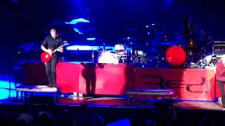 Red--Faceless--Live @ Winter Jam 2011