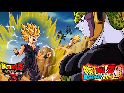 Dragon Ball Z Budokai Tenkaichi 3 Version Latino Final - Modo Historia [Saga Androide] |