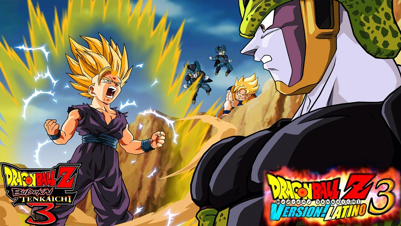 Dragon Ball Z Budokai Tenkaichi 3 Version Latino Final ... Gohan Ssj2 Vs Bojack