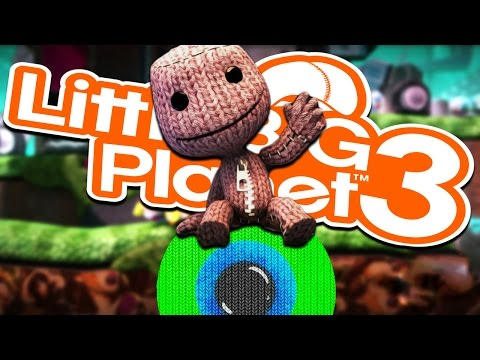I'M SO CUTE, LOOK AT ME DANCE!   Little Big Planet 3