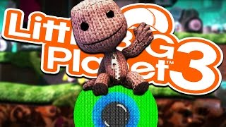 I'M SO CUTE, LOOK AT ME DANCE! | Little Big Planet 3