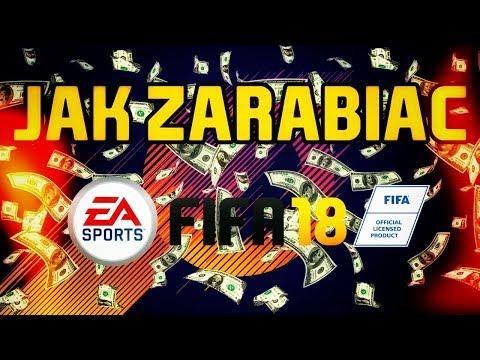 FIFA 18 JAK ZARABIAĆ PONAD 100K COINS W KAŻDY TYDZIEŃ :D