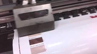Самая быстрая и качественная эко-сольвентная печать на лучшем китайском плоттере!(Печать реального коммерческого заказа с отличным качеством в 4 прохода, двумя головками Epson DX-5. На самоклеющ..., 2014-03-02T11:46:58.000Z)