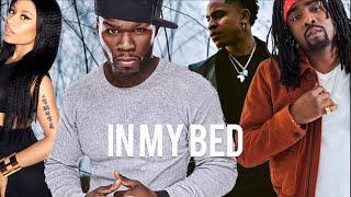 Rotimi- In My Bed (feat. Wale, 50 Cent, Nicki Minaj) (MASHUP)