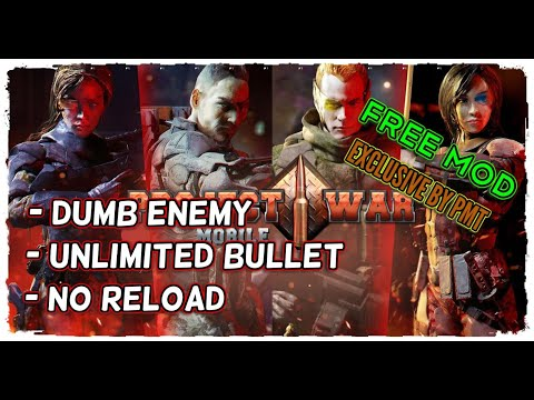 Project War Mobile - online shooter action game [Play with MOD] - 동영상