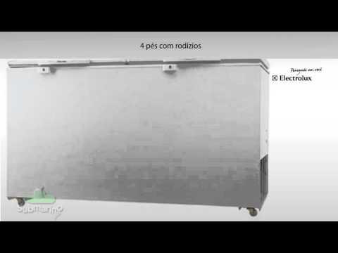 Freezer Electrolux Dupla